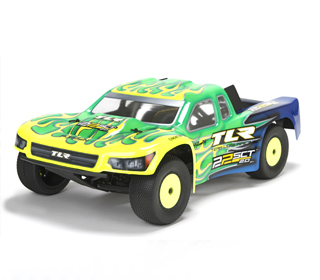 TLR 22SCT Series